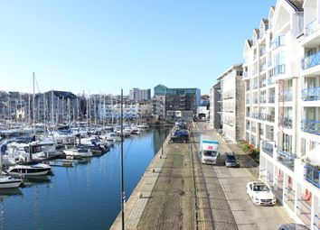 Thumbnail 2 bed flat for sale in Sutton Harbour, The Barbican, Plymouth
