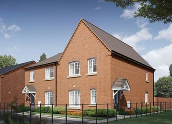 Thumbnail 3 bed semi-detached house for sale in Nelson Way, Stockton, Southam