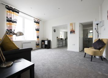Thumbnail 1 bed flat for sale in Hanover Street, Swansea, West Glamorgan