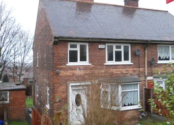 Thumbnail 3 bed semi-detached house to rent in Haywood Close, Rotherham