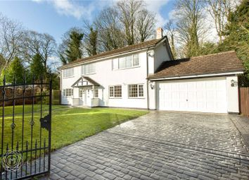 Thumbnail 4 bed cottage for sale in Broseley Avenue, Culcheth, Warrington