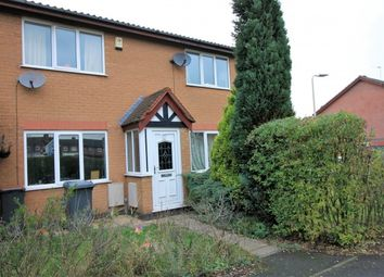 Thumbnail 2 bed terraced house to rent in Glen Way, Coalville