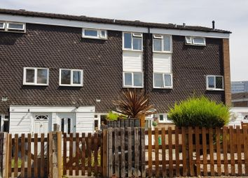 Thumbnail 3 bed maisonette to rent in Greenlands Road, Chelmsley Wood