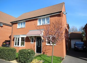 Thumbnail 4 bed detached house for sale in Lotus Drive, Bridgwater