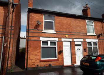 Thumbnail 3 bed end terrace house to rent in Albert Avenue, Nottingham