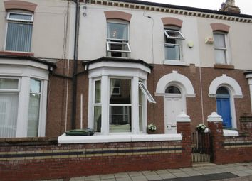 Thumbnail 3 bed terraced house for sale in Buxton Road, Rock Ferry, Birkenhead