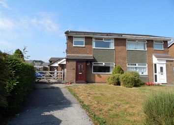Thumbnail 3 bed semi-detached house for sale in Gisbourne Drive, Chapel-En-Le-Frith, High Peak