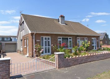 Thumbnail 4 bed semi-detached bungalow for sale in Heol Croesty, Pencoed, Bridgend.