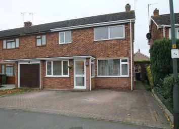 Thumbnail 3 bed end terrace house for sale in Kingston Road, Northway, Tewkesbury