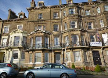 Thumbnail 2 bedroom flat to rent in Kirkley Cliff, Lowestoft
