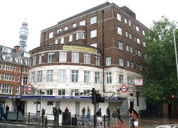 Thumbnail 1 bedroom flat to rent in Warren Court, Euston Road, Marylebone, London