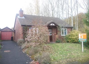 Thumbnail 2 bed bungalow for sale in Maes Y Llan, Llansantffraid