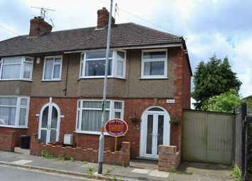 Thumbnail 3 bedroom terraced house for sale in Currie Road, Kingsthorpe, Northampton