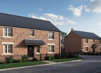 Thumbnail 4 bed detached house for sale in Henmoor Court, Holmgate Road, Clay Cross, Chesterfield