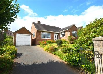 Thumbnail 3 bed detached bungalow for sale in Leicester Close, Clayton, Newcastle-Under-Lyme