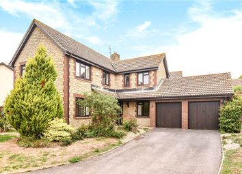 Thumbnail 5 bed detached house for sale in Northover Close, Burton Bradstock, Bridport, Dorset