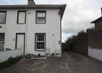 Thumbnail 2 bed semi-detached house for sale in Uxbridge Square, Caernarfon, Gwynedd