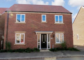 Thumbnail 4 bed detached house for sale in Lingfield Park, Bourne