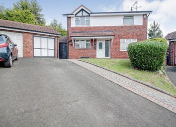 Ashbrook Avenue, Sutton Weaver, Runcorn WA7. 3 bed detached house