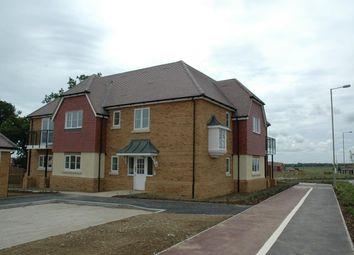 Thumbnail 2 bed flat to rent in Brisley Close, Kingsnorth, Ashford