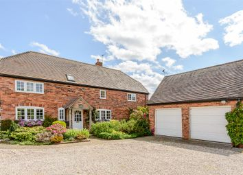 Thumbnail 4 bed cottage for sale in Stretton On Dunsmore, Rugby, Warwickshire