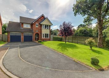 Thumbnail 4 bed detached house for sale in Holly Bush House, 45 The Parklands, Cockermouth, Cumbria