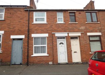 Thumbnail 2 bedroom terraced house for sale in Percy Street, Derby