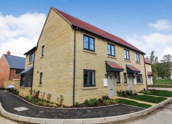 Thumbnail 4 bed semi-detached house for sale in Edgehill Close, Carterton