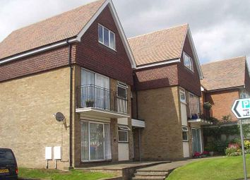 Thumbnail 2 bed flat to rent in Top Floor Apartment, The Street, Ashtead
