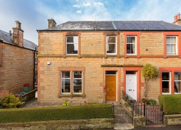 Thumbnail 4 bed semi-detached house for sale in 3 Maybank Villas, Edinburgh