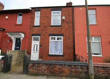 Thumbnail 2 bedroom terraced house to rent in Anson Street, Eccles, Manchester
