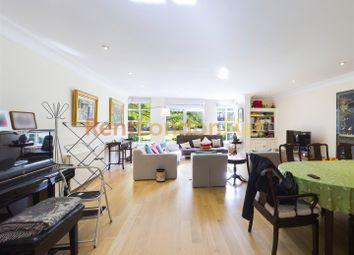 Thumbnail 3 bed flat to rent in Stone Hall Gardens, London