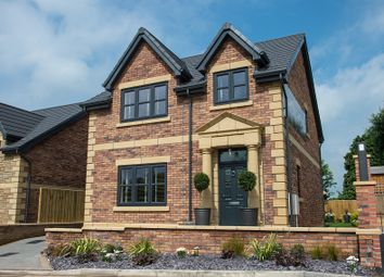 Thumbnail 6 bed semi-detached house for sale in 5 The Plains, Scotby, Carlisle