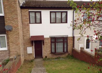 Thumbnail 2 bed terraced house to rent in Mackenzie Way, Gravesend