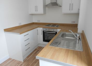 Thumbnail 1 bed flat to rent in Lias Road, Porthcawl