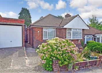 Thumbnail 2 bed semi-detached bungalow for sale in Sunnydale Close, Brighton, East Sussex