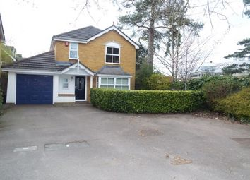 Thumbnail 4 bed property to rent in Carlton Close, Crawley