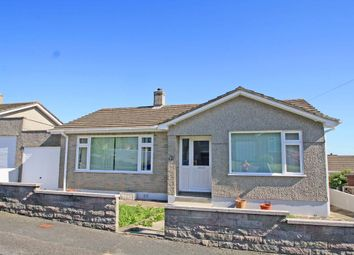 Thumbnail 2 bed detached bungalow for sale in Peters Close, Plymstock, Plymouth