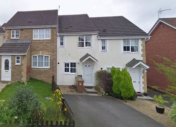 Thumbnail 2 bed terraced house to rent in Dol Y Pandy, Bedwas, Caerphilly