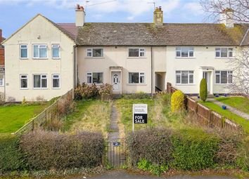 Thumbnail 4 bed terraced house for sale in Manor Road, Harrogate, North Yorkshire