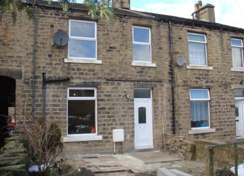 Thumbnail 2 bed terraced house to rent in Hawthorne Terrace, Crosland Moor