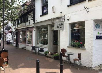 Thumbnail Restaurant/cafe for sale in High Street, East Grinstead
