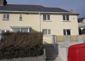 Thumbnail 2 bedroom property to rent in Pantycelyn Road, Townhill, Swansea