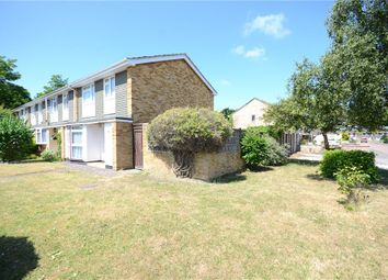 Thumbnail 3 bed end terrace house for sale in Headley Road East, Woodley, Reading