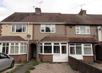 Thumbnail 2 bed terraced house to rent in Ansley Road, Nuneaton