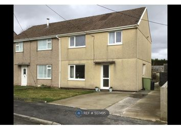 Thumbnail 3 bedroom semi-detached house to rent in Is-Y-Llan, Carmarthen