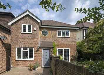 Thumbnail 4 bed detached house for sale in Blenheim Road, Raynes Park