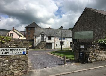 Thumbnail Property to rent in Upper House Farm, Crickhowell