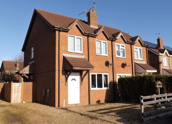 Thumbnail 3 bed semi-detached house for sale in Marshland Drive, Holbeach, Spalding