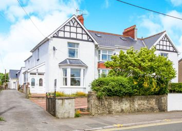 Thumbnail 3 bed semi-detached house for sale in New Road, Porthcawl